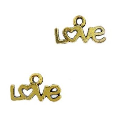 Love - metaal