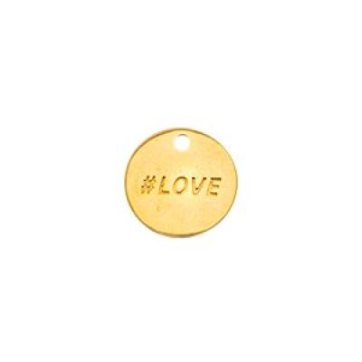 #LOVE - DQ metaal nikkelvrij