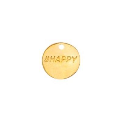 #HAPPY - DQ metaal nikkelvrij