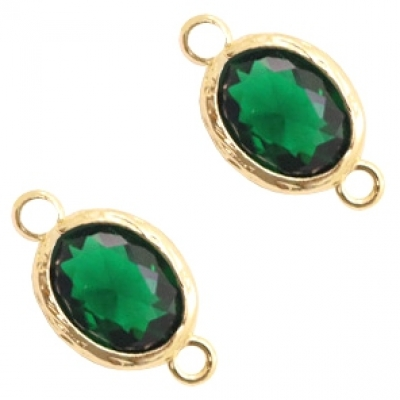 Classic Green - crystal-gold