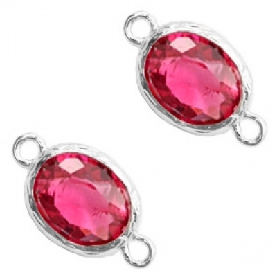 Indian Pink - crystal-silver
