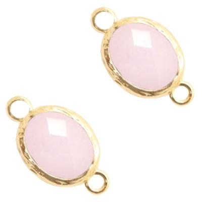 Rose Opal - gold