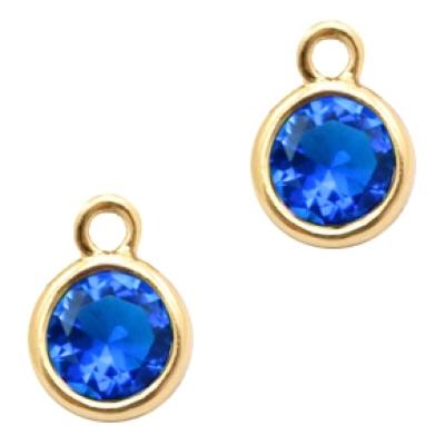 Cobalt Blue - crystal-gold