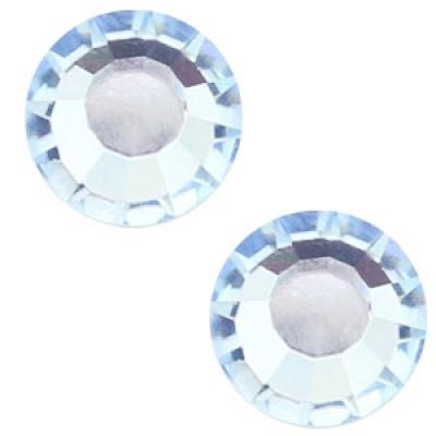 Flat back - SS30 - 6.4 mm - Light Sapphire