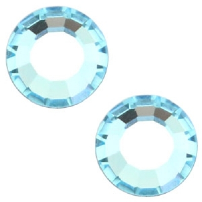 Flat back - SS20 - 4.7 mm - Aquamarine Blue