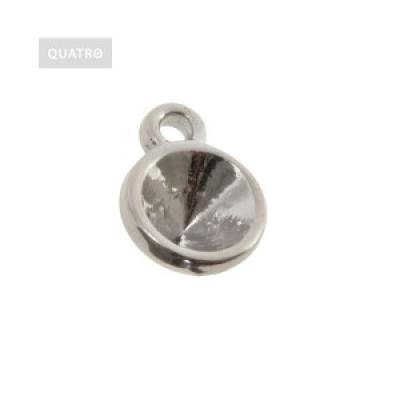 Setting 1 Oog voor SS29  - Antiek zilver