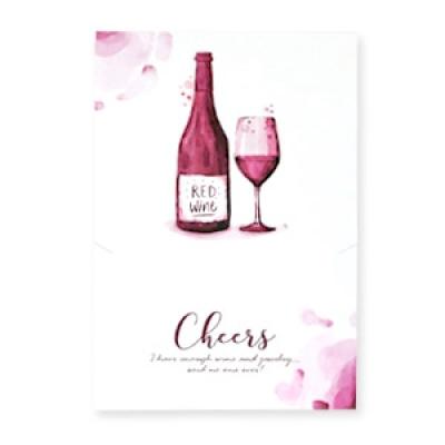 Sieradenkaartje - Cheers