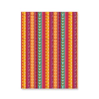 Sieradenkaartje - Colourfull